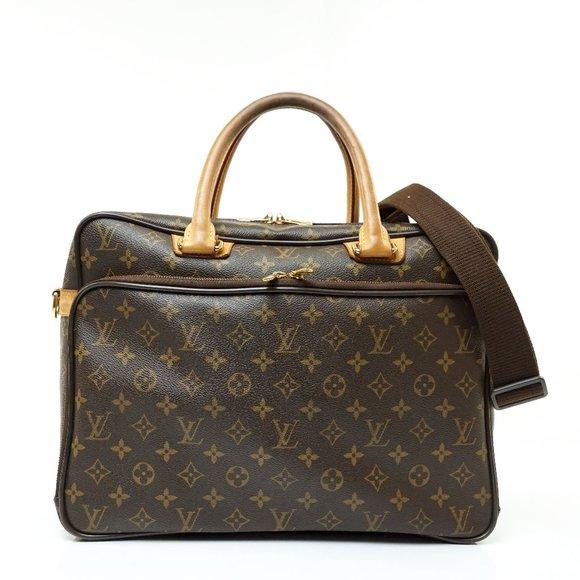 Auth Louis Vuitton Macassar Icare #7170L58